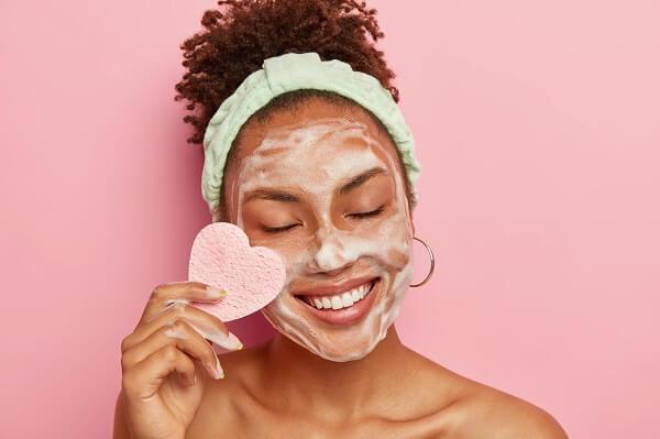 Metode cleansing wajah tunggal